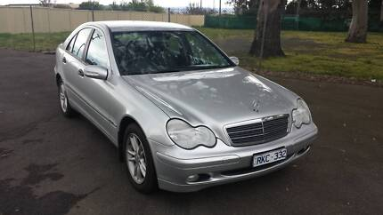 2002 Mercedes-Benz C220 CDI Sedan Traralgon East Latrobe Valley Preview