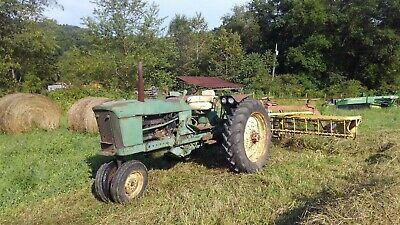 Model 2010 John Deere Tractor Row Crop