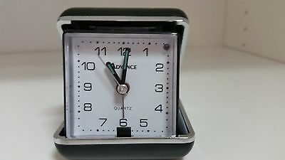 Travel Alarm Clock Folding New Advance