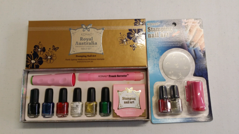 Konad Stamping Nail Art Other Antiques Art Collectables