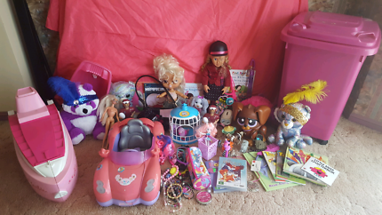 BULK Baby Born, FurReal, Barbies, Beanie Kids, Little Live Pets