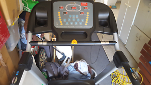 EVO healthstream treadmill Oxenford Gold Coast North Preview