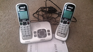 Uniden Cordless Phone Pack Hornsby Hornsby Area Preview