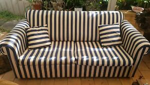 Sofa Bed 2 Seater Fold Out Couch Lounge