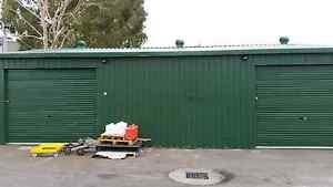 Heavy Duty 12m by 8m steel shed. Karragullen Armadale Area Preview