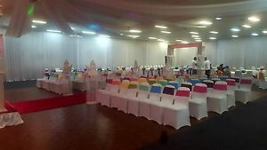 Lycra Chair Covers For Hire $1.20 each Canning Vale Canning Area Preview