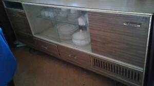 FREE Furniture Side Cabinet with Hidden Radio & Turntable North Strathfield Canada Bay Area Preview