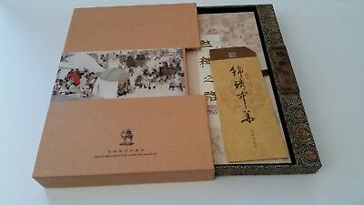Chinese Silk Stamps Collection Album The Silk Road China  Folding Book