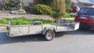 Cheap 5x10 trailer rego - set up for bikes West Lakes Shore Charles Sturt Area Preview