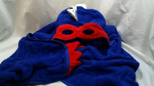 Super Hero Hooded Bath Towel - One Size - Pillow Fort