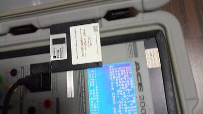 Rochester Ace 2000 Electric Power Analyzer Data Logger Ver. 2.3