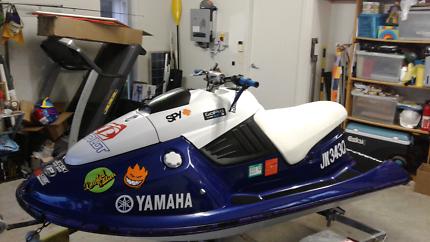 Yamaha  wave blaster 760 jet ski
