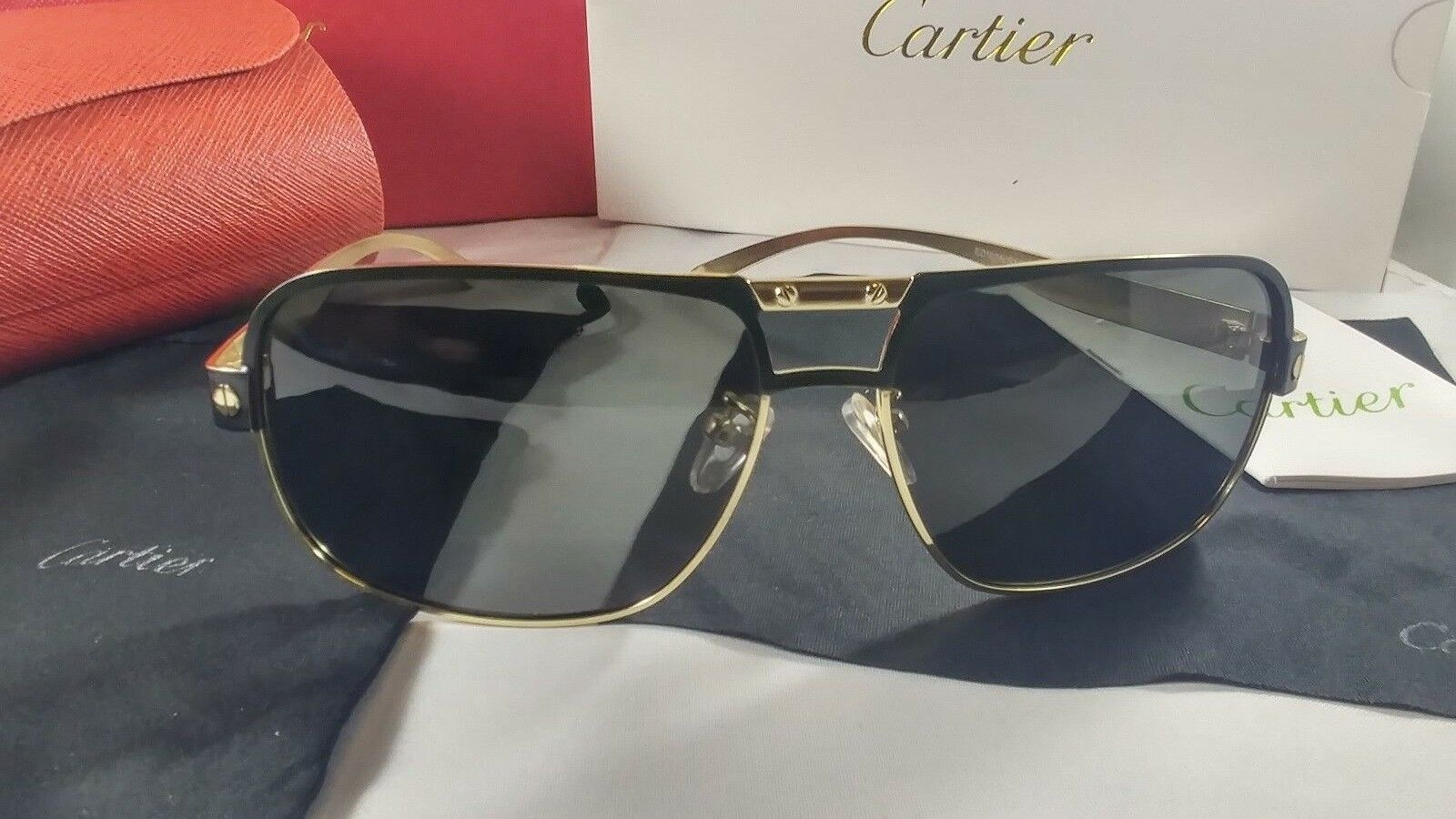 8cf19f8d1508 Cartier Santos Aviator Sunglasses Price - Restaurant and Palinka Bar