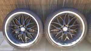 20 inch speedy cheetah wheels x 4 Outer Harbor Port Adelaide Area Preview