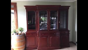 Kitchen/china Cabinet Kurrajong Hills Hawkesbury Area Preview