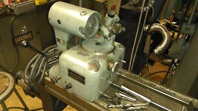 Meteor Ch-3 Twist Drill Tool Grinder. Swiss Made