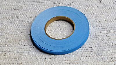 Reflective 3m Fabric Trim Tape- Sew-on Fabric Tape 12 X 150 Medium Blue