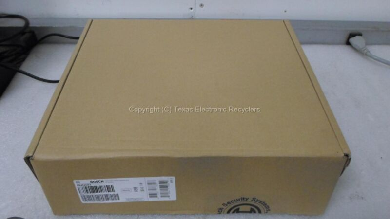 Bosch D9412GV2 Commercial Protected Premises Control Panel
