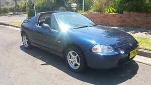 1997 Honda CRX Del Sol for sale Strathfield Strathfield Area Preview