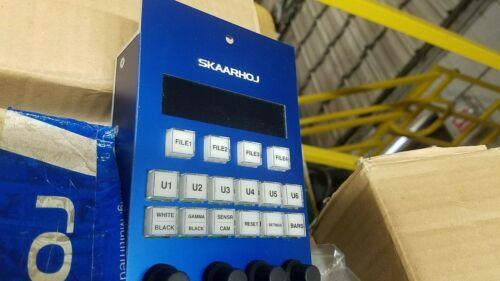 Skaarhoj RCP V1.0 UNISKETCH Camera Control Panel for Blackmagic URSA Cameras