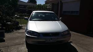 2001 Toyota Camry V6 [immaculately kept clean] Melbourne Region Preview