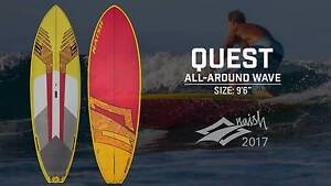 Naish Stand up paddle board 9.6 allround  wave -Quest Lauderdale Clarence Area Preview