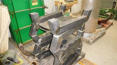 Hobart Mixer 60qt H600 80qt L800 New Steel Legs Base 110222  110222-00002