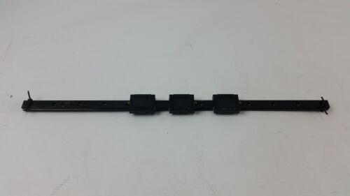 IKO Linear Motion Rolling Guide LWL15 BCS, 3 Bearing Block