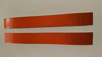 3m High Intensity Retro Orange Reflective Tape 8 X 1 2