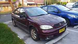 2003 Holden Astra Equip **low kms** Kingsford Eastern Suburbs Preview