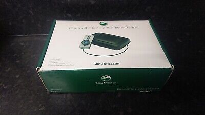 Sony Ericsson HCB-300 Car Bluetooth Hands free kit For Use With Bluetooth Phones