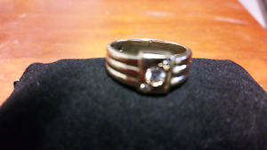 Mens gold 14ct dress ring Manning Point Greater Taree Area Preview