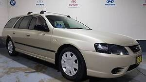 2007 Ford Falcon Wagon North St Marys Penrith Area Preview