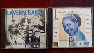 Lavern Baker 2CDs Blues Side of Rock n  Roll - Soul on Fire Melbourne CBD Melbourne City Preview