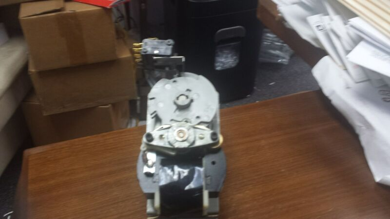 Dixie Narco Single Price Vend Motor For Single Column