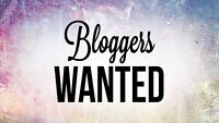 Wanted: IT Writer/Blogger