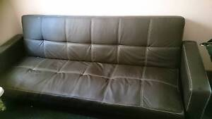 Sofa bed brown Hope Valley Tea Tree Gully Area Preview
