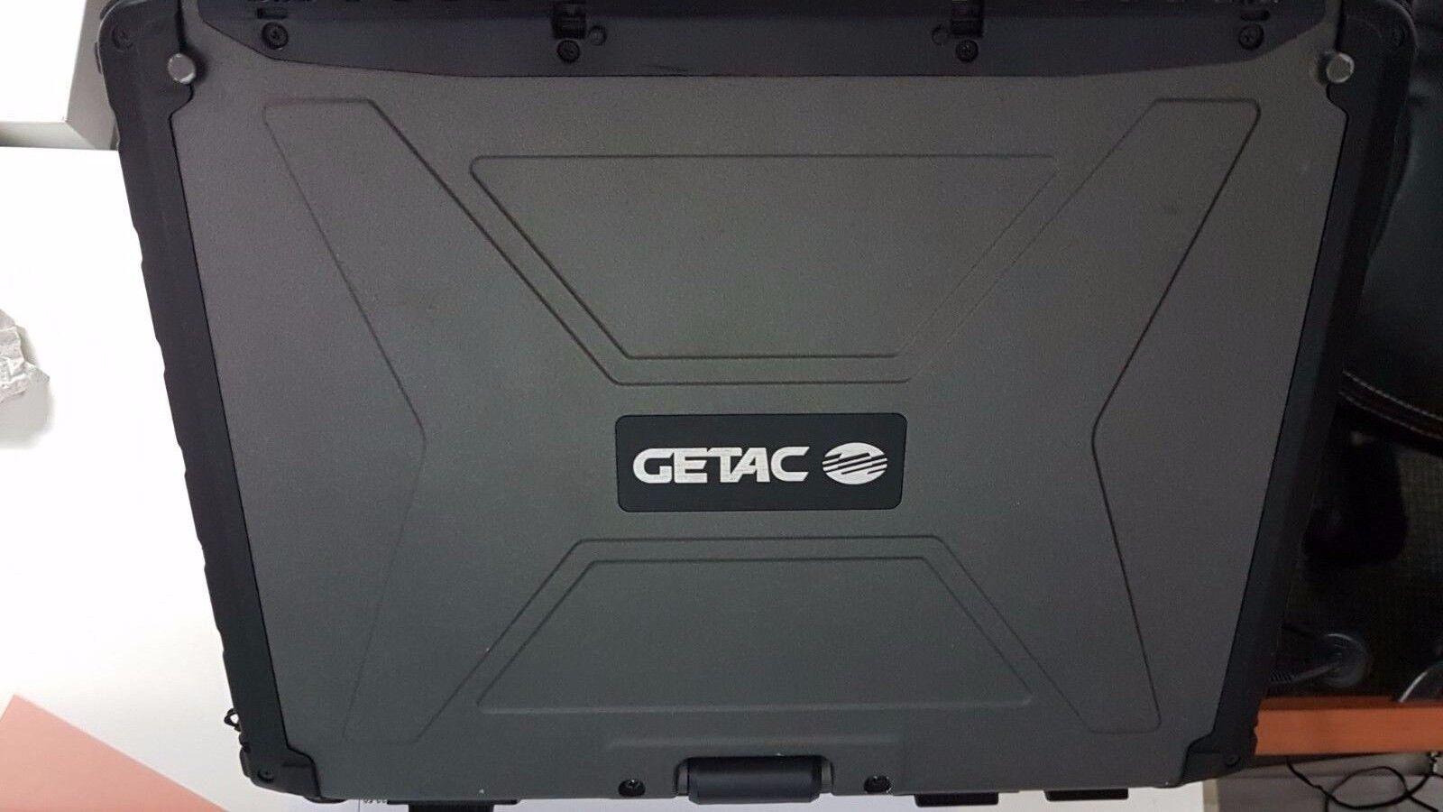 GETAC V100 FULLY RUGGED NOTEBOOK COMPUTER