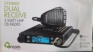 Oricom DTX4000 Dual receive Cb UHF Wangara Wanneroo Area Preview