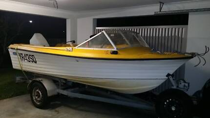 Sportsman Craft Charger 4.5m