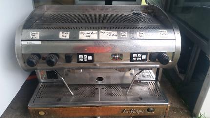 San marino coffee machine
