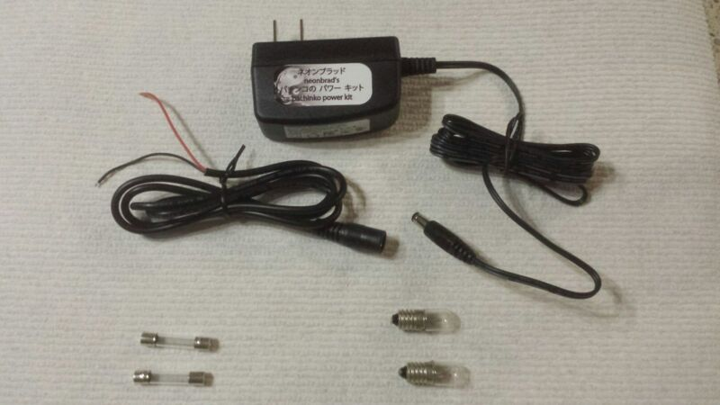 Plug in TRANSFORMER PACHINKO POWER KIT japan NISHIJIN pinball parts lights