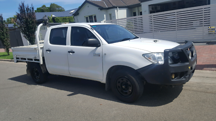 2008 Totota Hilux Workmate (4x2) Glenelg North Holdfast Bay Preview
