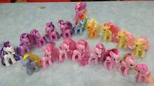 My little ponies collectables 8cm Cardiff Lake Macquarie Area Preview