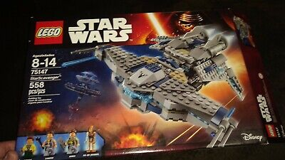 Lego Star Wars 75147 StarScavenger (Retired) Complete Set Used