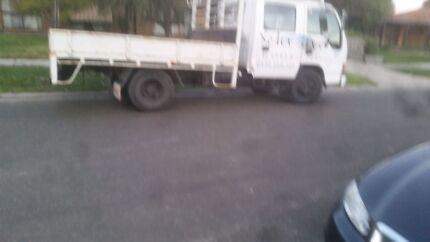 Work truck swap for backhoe or excavator Pakenham Cardinia Area Preview