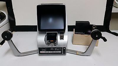 Goko Movie Film Editor Viewer Dual 8mm AND Sound Editor