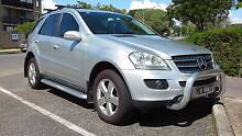 2006 Mercedes-Benz ML Wagon  BEST PRICE ! Kangaroo Point Brisbane South East Preview