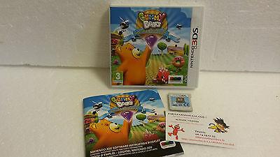 Jeu Vidéo Nintendo 3DS/2DS Gummy Bears Magical Medaillon Complet VF bisounours