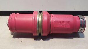 New COOPER CAM LOCK ROUGHNECK A201106-3 MALE RED E1049 SERIES NIB